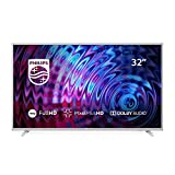 Philips 32PFS5823, Televisor con Tecnología LED, Full HD, Pixel Plus HD, Dolby Audio, Smart TV y...